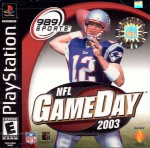 NFL GameDay 2003 per PlayStation