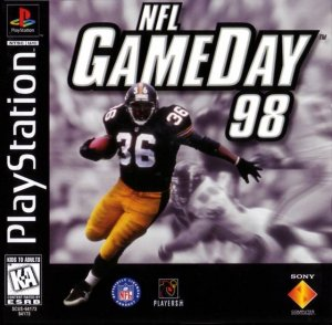 NFL GameDay '98 per PlayStation