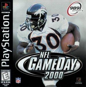 NFL Gameday 2000 per PlayStation