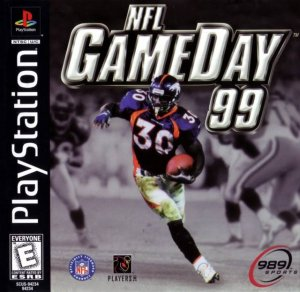 NFL GameDay 99 per PlayStation
