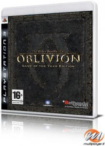 The Elder Scrolls IV: Oblivion - Game of the Year Edition per PlayStation 3