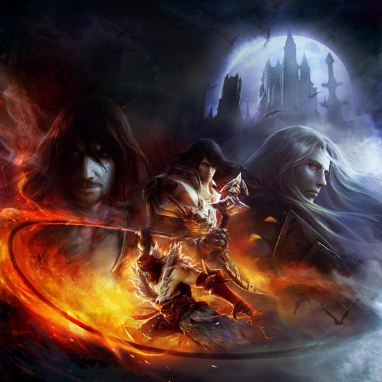 La copertina americana di Castlevania: Lords of Shadow - Mirror of Fate