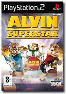 Alvin Superstar per PlayStation 2
