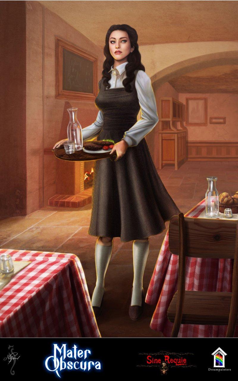 Due nuovi concept artwork per Mater Obscura: A Sine Requie Tale