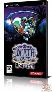 Death Jr. 2: Root of Evil per PlayStation Portable