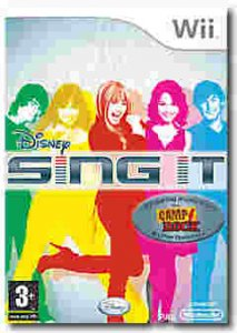 Disney: Sing it per Nintendo Wii