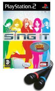 Disney: Sing it per PlayStation 2