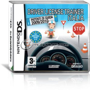 Driver License Trainer Italia per Nintendo DS