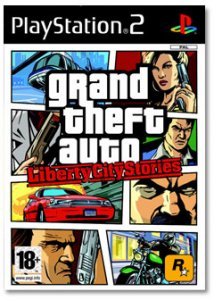 Grand Theft Auto: Liberty City Stories per PlayStation 2