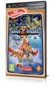 Invizimals per PlayStation Portable