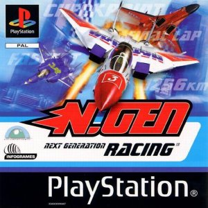 NGEN Racing per PlayStation