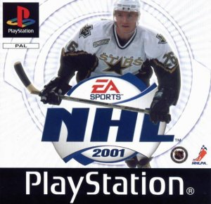 NHL 2001 per PlayStation