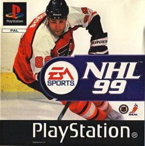NHL '99 per PlayStation