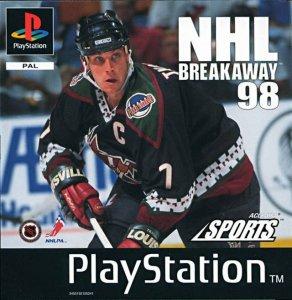 NHL Breakaway 98 per PlayStation
