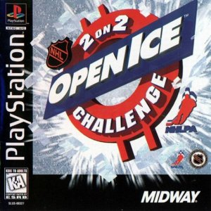 NHL Open Ice per PlayStation
