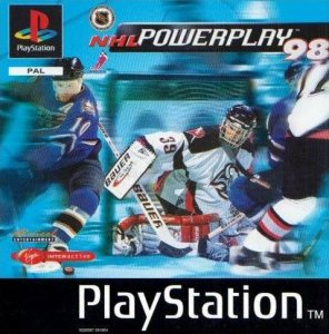 NHL Powerplay '98 per PlayStation