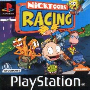 NickToons Racing per PlayStation