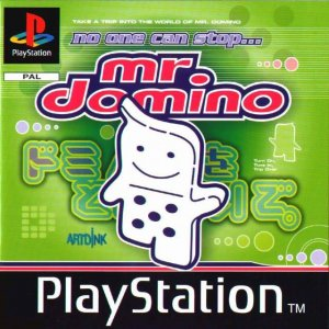 No One Can Stop Mr. Domino! per PlayStation