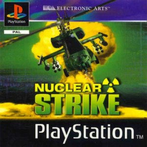 Nuclear Strike per PlayStation