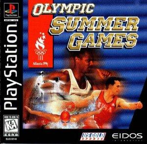 Olympic Games: Atlanta 1996 per PlayStation