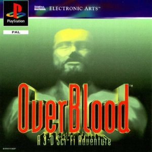 Overblood per PlayStation