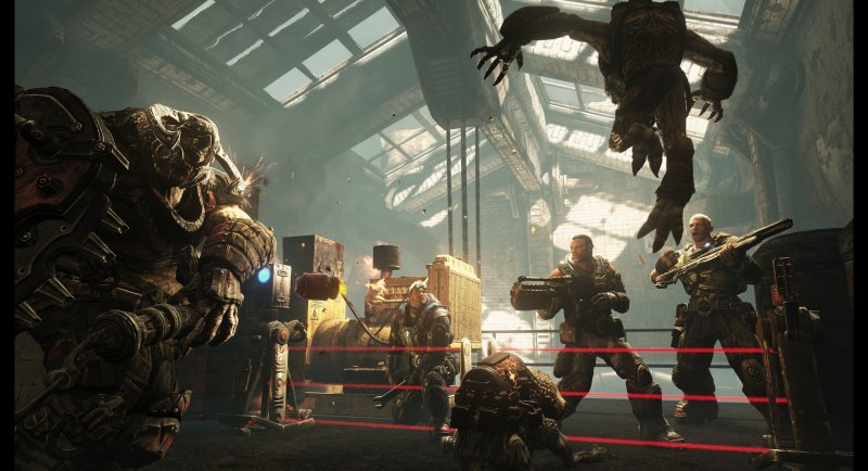 Nuova patch per Gears of War: Judgment