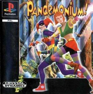 Pandemonium! per PlayStation