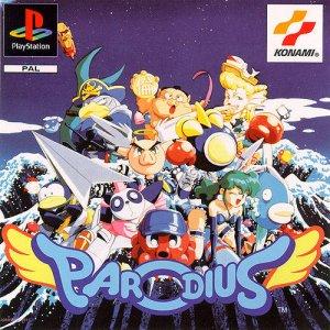 Parodius per PlayStation