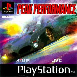 Peak Performance per PlayStation