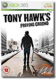 Tony Hawk's Proving Ground per Xbox 360