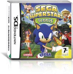 Sega Superstars Tennis per Nintendo DS