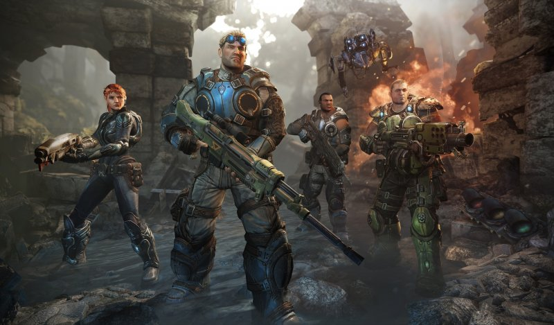 La Soluzione di Gears of War: Judgment