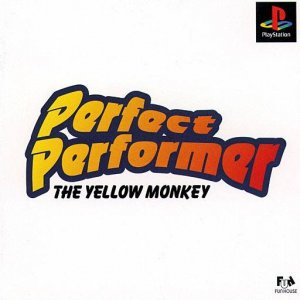 Perfect Performer: The Yellow Monkey per PlayStation