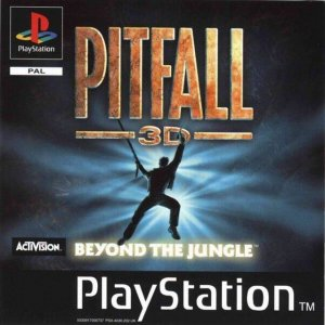Pitfall 3D: Beyond the Jungle per PlayStation