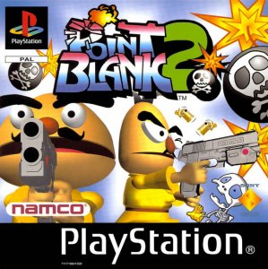 Point Blank 2 per PlayStation