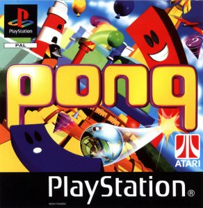 Pong: The Next Level per PlayStation