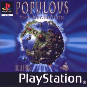 Populous: The Beginning per PlayStation