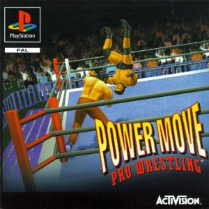 Powermove Pro Wrestling per PlayStation