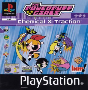 Powerpuff Girls: Chemical X-Traction per PlayStation
