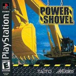 Power Shovel per PlayStation