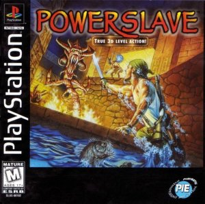 PowerSlave per PlayStation