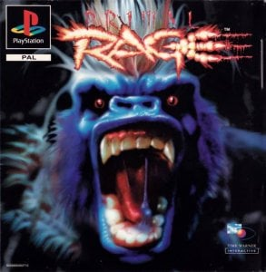 Primal Rage per PlayStation
