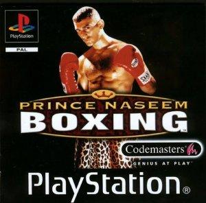Prince Naseem Boxing per PlayStation