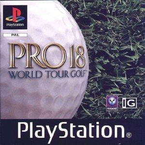 Pro 18: World Tour Golf per PlayStation