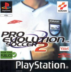 Pro Evolution Soccer 2 per PlayStation