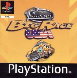 Pro Pinball: Big Race USA per PlayStation