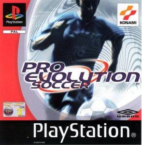 Pro Evolution Soccer per PlayStation