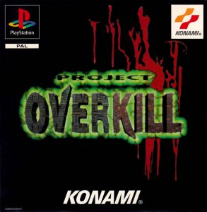Project Overkill per PlayStation