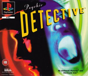 Psychic Detective per PlayStation