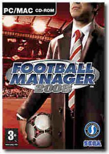 Football Manager 2008 per PC Windows
